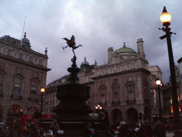 ロンドン市街地